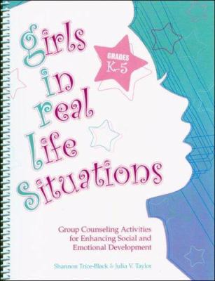 book cover with title text in blue and pink and white outline cartoon of girl in front of blue background