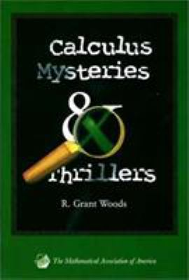 Calculus Mysteries and Thrillers (Cover Art)