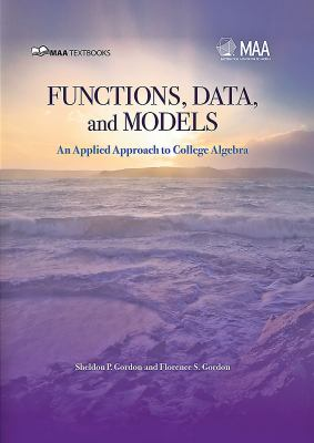 Functions, Data, and Models (Cover Art)