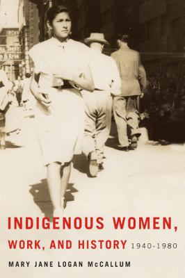 Indigenous Women, Work, and History - Opens in a new window
