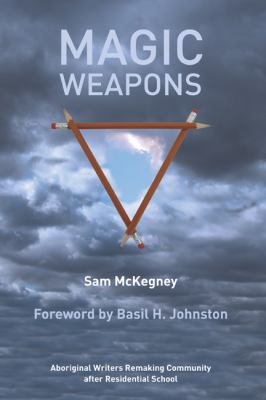 Cover Art for Magic Weapons