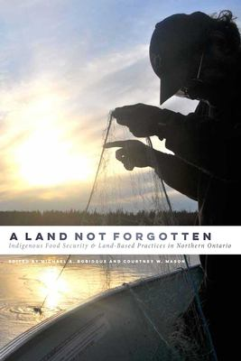 Cover Art for A Land Not Forgotten by Michael A. Robidoux