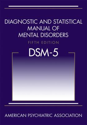 Cover Art of DSM-5