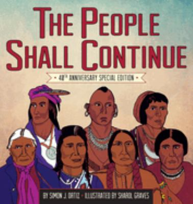 The People Shall Continue Cover Art