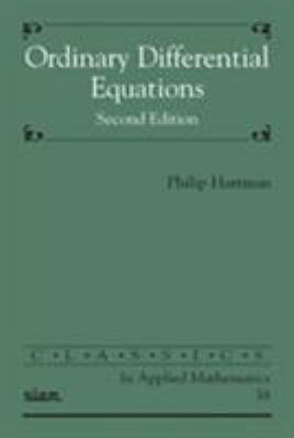book cover - Ordinary Differential Equations