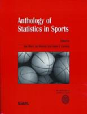 book cover: Anthology of Statistics in Sports