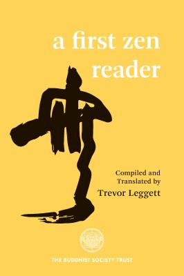 Leggett First Zen Reader cover art