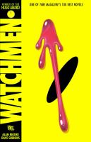 Cover for The Watchmen graphic novel