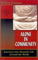 Alone in Community book cover