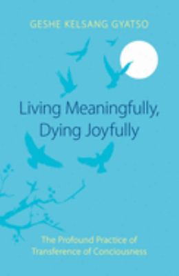 Kelsang Living Meaningfully cover art