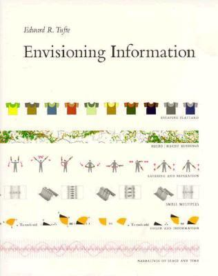 Cover of Envisioning Information