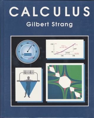 book cover - Calculus