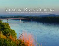 Missouri River Country book cover