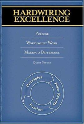 Cover of book, Hardwiring Excellence