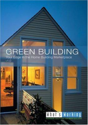 Cover Art for Green building