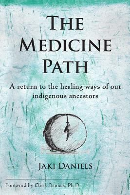 Cover Art for The medicine wheel by Jaki Daniels