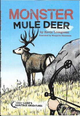Monster mule deer / by Lovegreen, Kevin