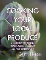 Book cover for Cooking Your Local Produce