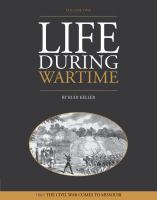 Book cover for Life During Wartime by Rudi Keller