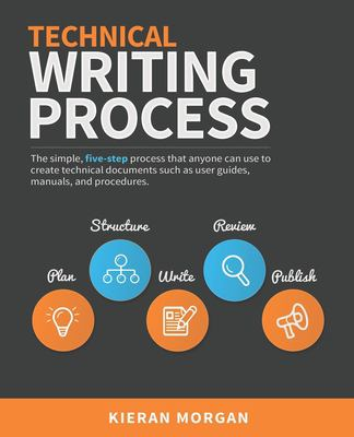 Technical writing process Cover Art