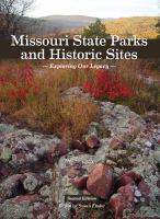Book cover for Missouri State Parks and Historic Sites