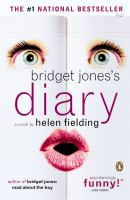 Book cover for Bridget Jones's Diary by Helen Fielding