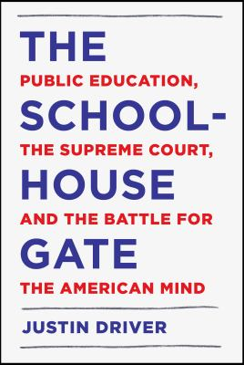 The Schoolhouse Gate book cover