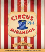 Audiobook cover for Circus Mirandus