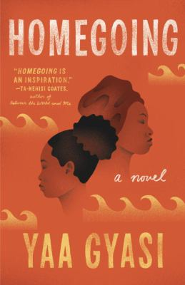 Two Black half-sisters with their hair in braided buns staring in opposite directions on an orange cover