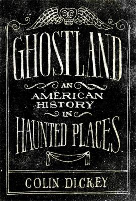 Book cover for Ghostland.