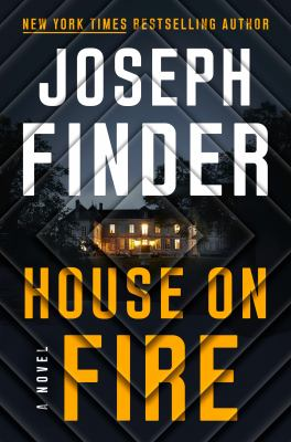 House on Fire (Nick Heller series #4) book cover