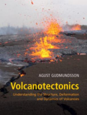 book cover: Volcanotectonics