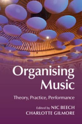 Cover Art - Organising Music