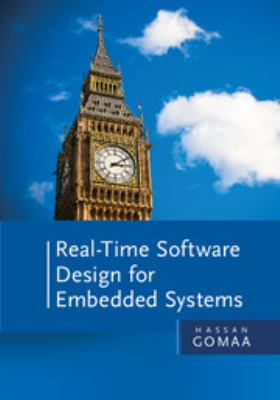 book cover: Real-Time Software Design for Embedded Systems
