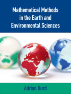 book cover: Mathematical Methods in the Earth and Environmental Sciences
