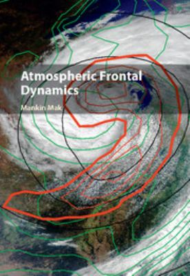 Book Cover : Atmospheric Frontal Dynamics