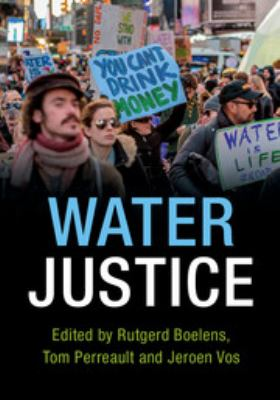 Cover Art for Water Justice