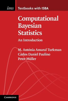 book cover: Computational Bayesian Statistics : an introduction