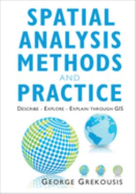 book cover: Spatial Analysis Theory and Practice