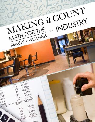 Making It Count : Math for the beauty and wellness industry