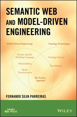 book cover: Semantic Web and Model-Driven Engineering