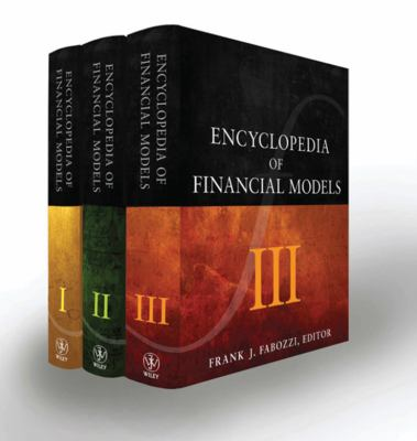 Book jacket for Encyclopedia of Financial Models