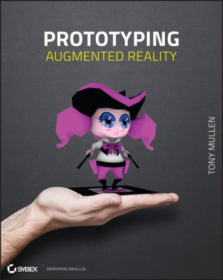 book cover: Prototyping Augmented Reality