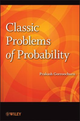 book cover: Classic Problems of Probability