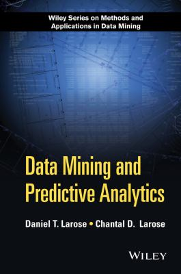book cover: Data Mining and Predictive Analytics