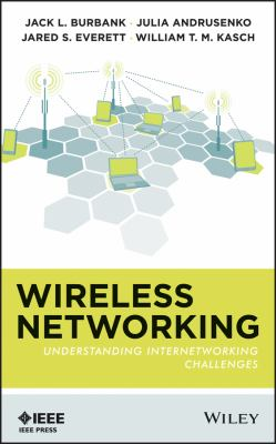 book cover: Wireless Networking: understanding internetworking challenges