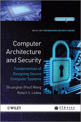 book cover:  Computer Architecture and Security