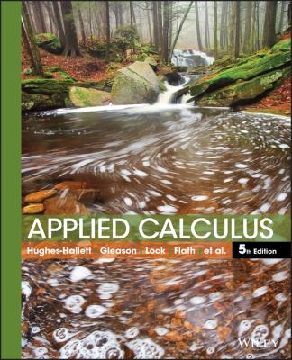 book cover: Applied Calculus