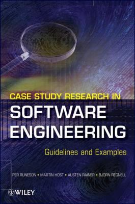 book cover: Case Study Research in Software Engineering