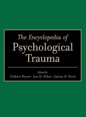 Book jacket for The Encyclopedia of Psychological Trauma